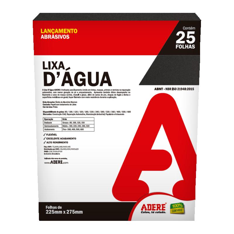 LIXA D'AGUA 220 - Adere