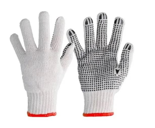 Luva pigmentada tricotada 3 fios - Plastcor