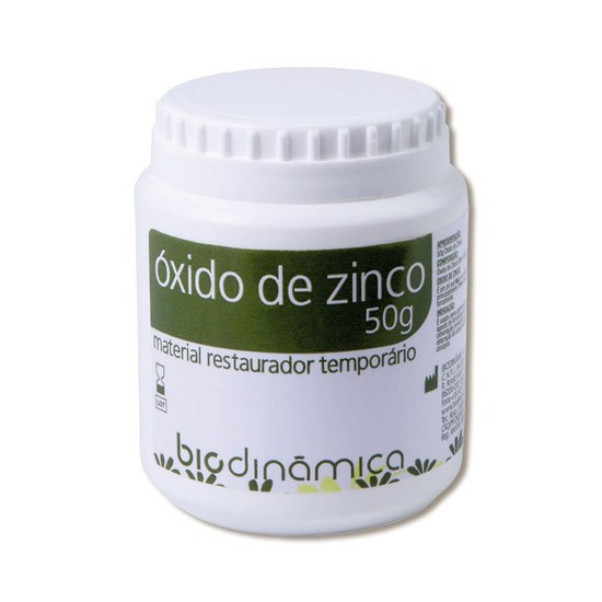 Óxido de Zinco - Biodinâmica
