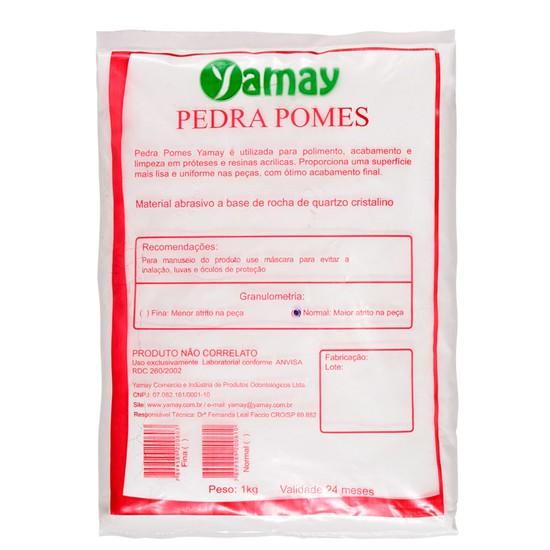 Pedra Pomes - 1kg - Yamay