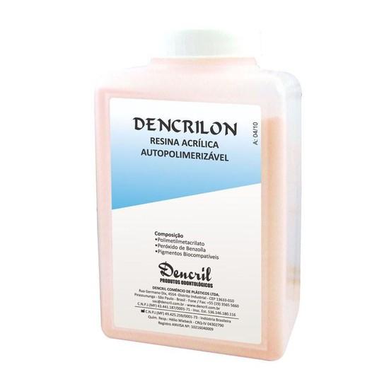 Resina Acrílica autopolimerizavel Dencrilon Pó 220g - Dencril