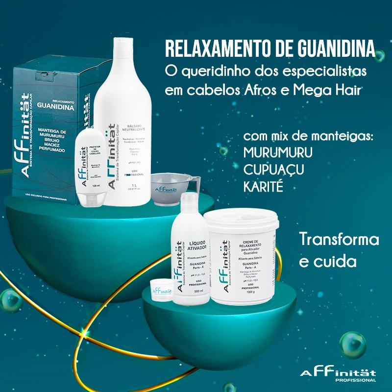 Kit Relaxamento Guanidina