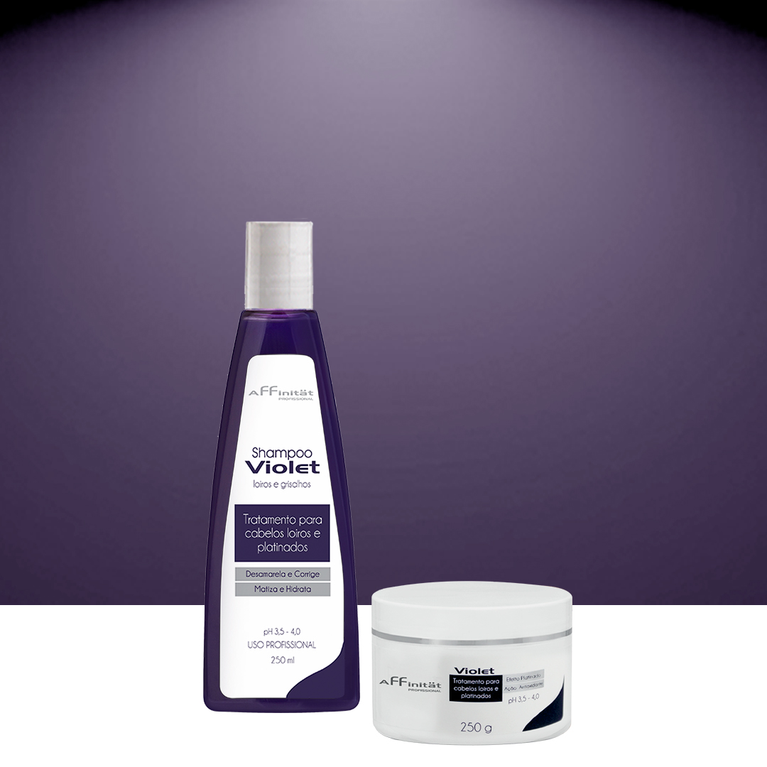 Kit Violet  - 250ml