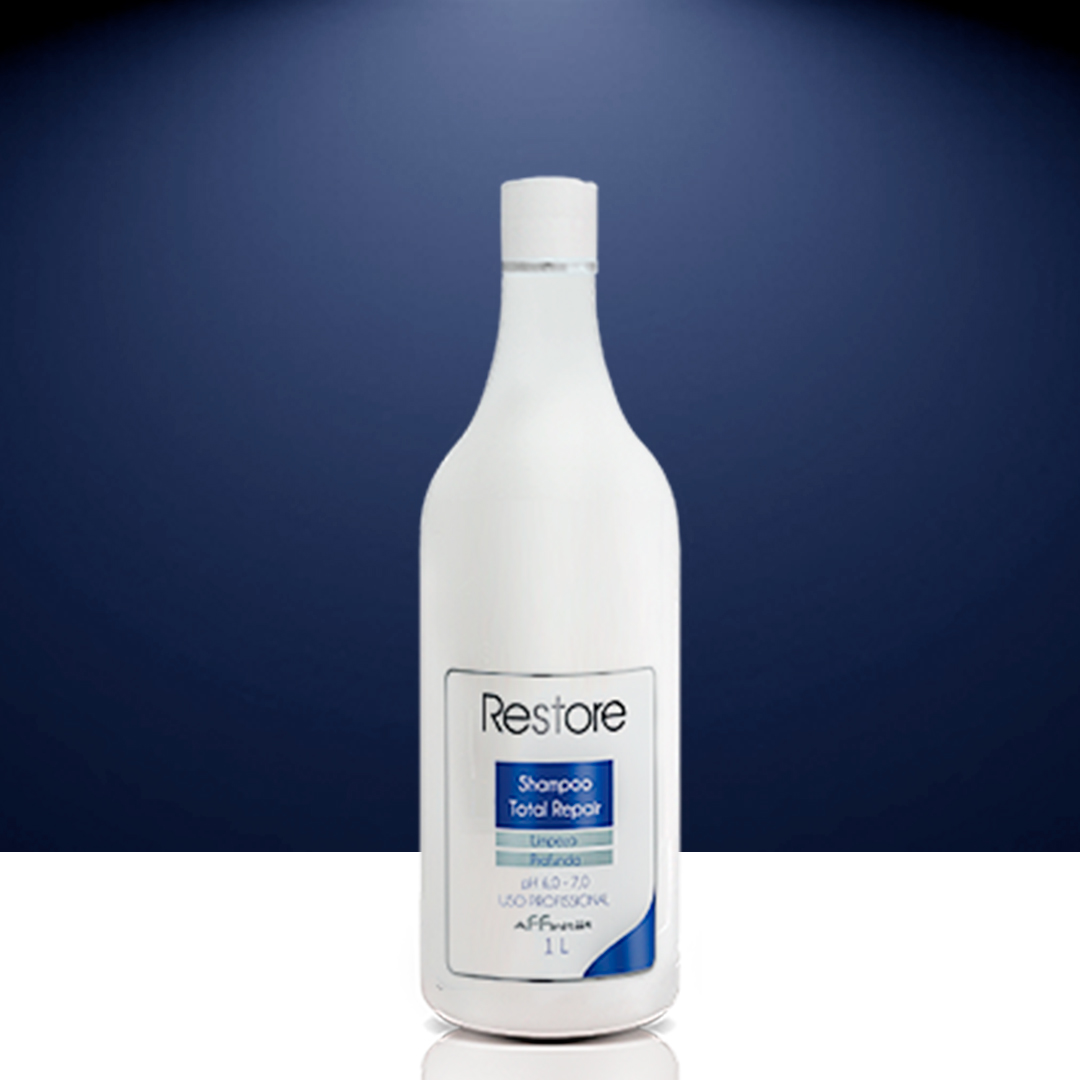 Shampoo Restore  Limpeza Profunda -  1 Litro