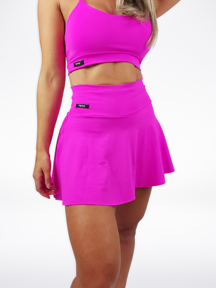Shorts Saia Godê Pink