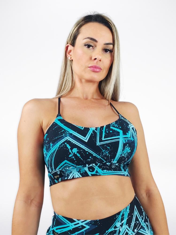 Top Fit Blue