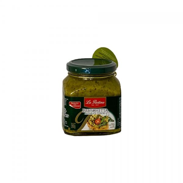 Bruschetta De Aspargo Verde