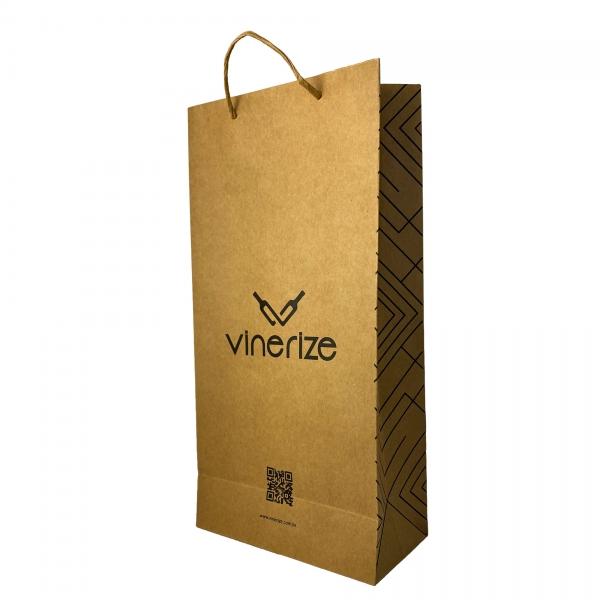 Embalagem de Presente (dois vinhos)