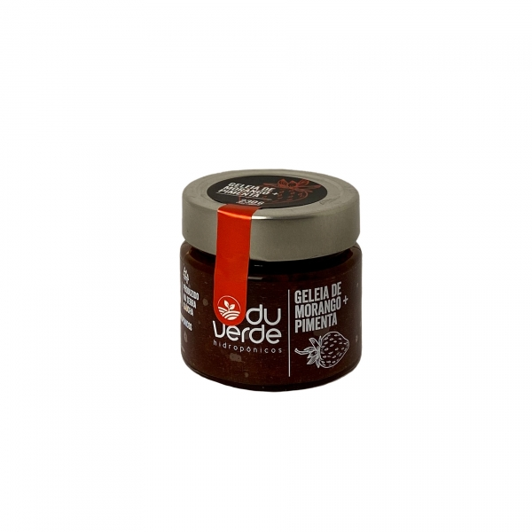 Geleia de Morango + Pimenta