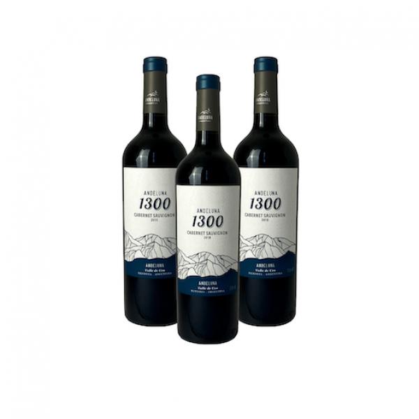 Leve 3, Pague 2 - Andeluna 1300 Cabernet Sauvignon