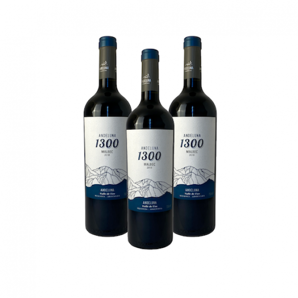 Leve 3, Pague 2 - Andeluna 1300 Malbec