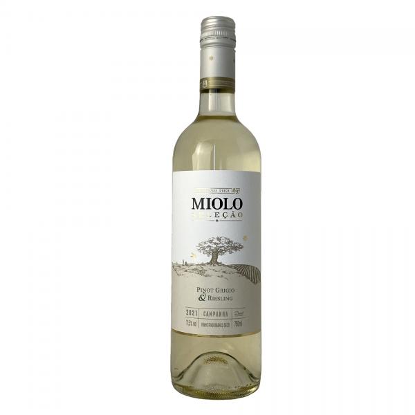 Miolo Seleção Pinot Grigio e Riesling