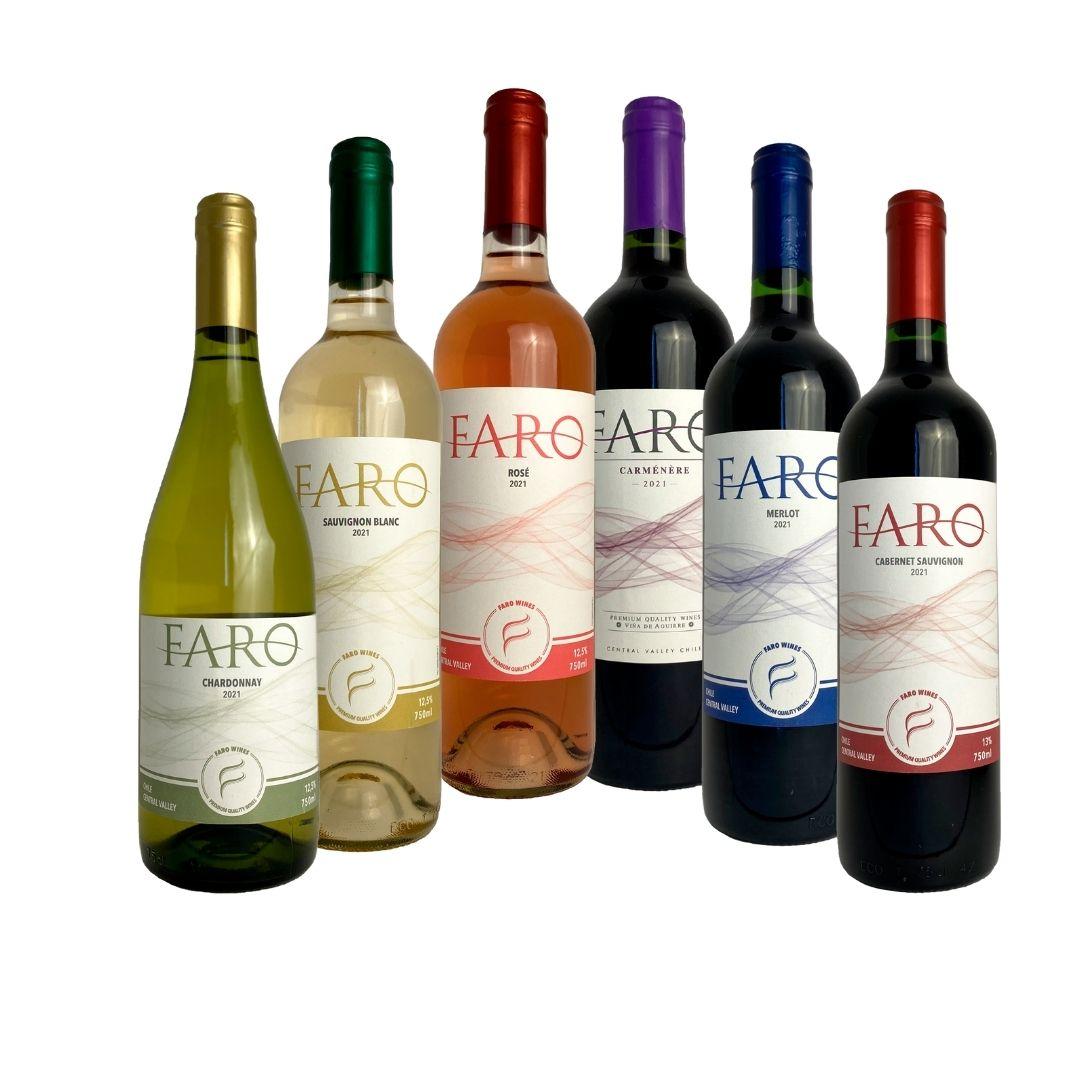6 vinhos chilenos por R$29,90/un  - Vinerize