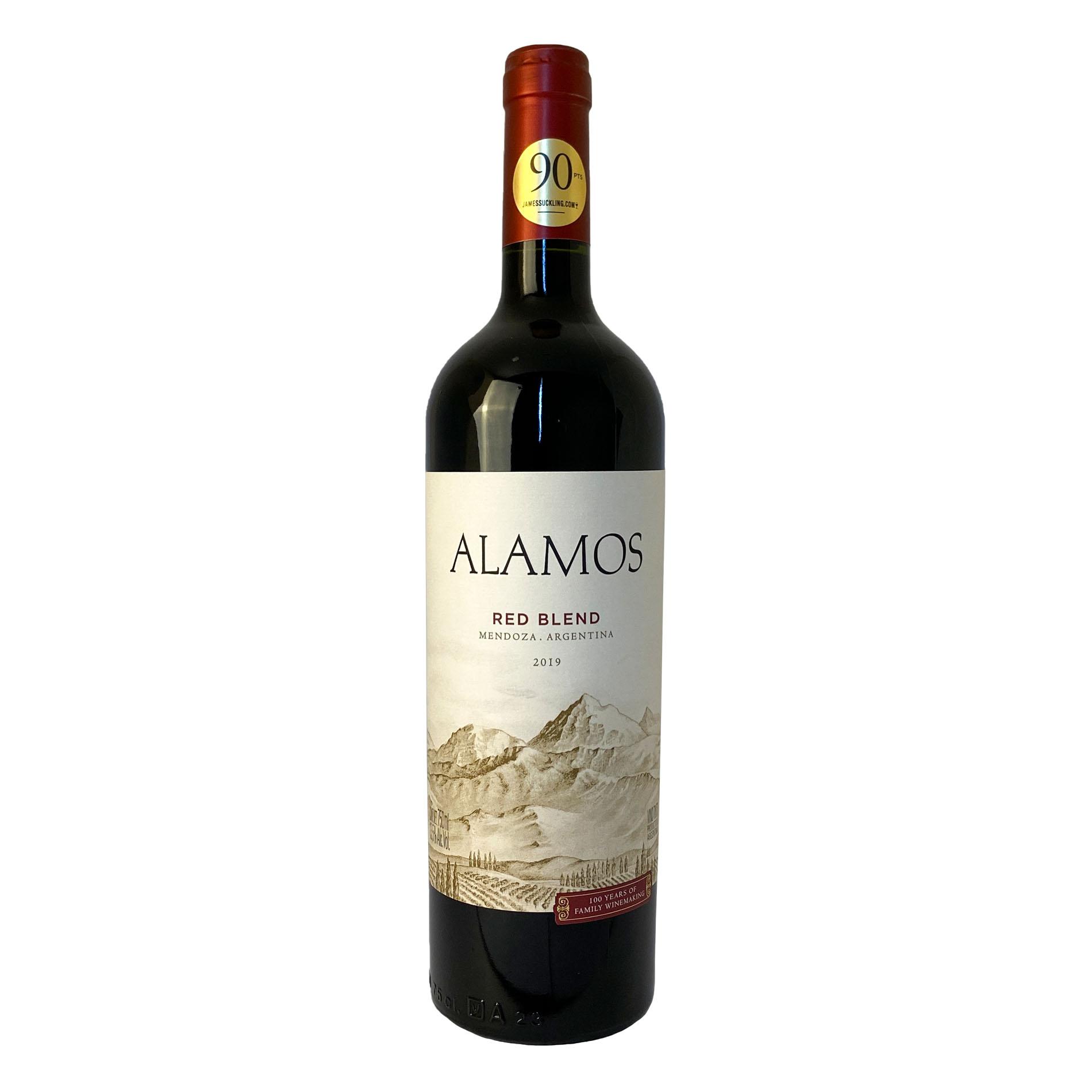 Alamos Red Blend  - Vinerize