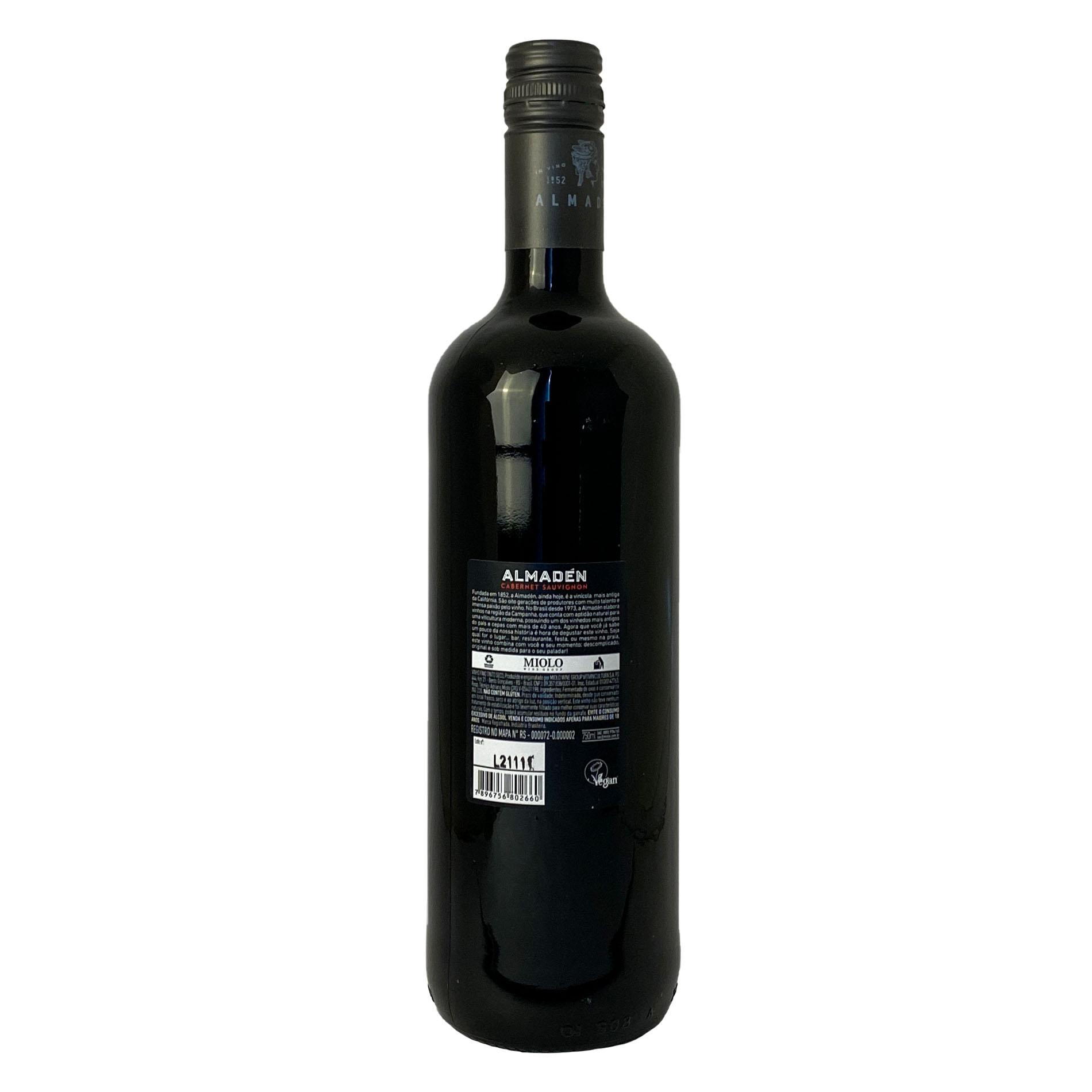 Almadén Cabernet Sauvignon  - Vinerize
