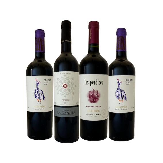 Amo Malbec! (4 vinhos)  - Vinerize