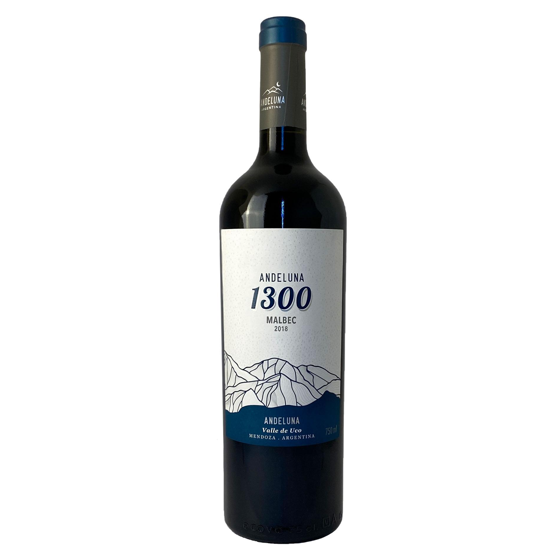 Andeluna 1300 - Malbec  - Vinerize