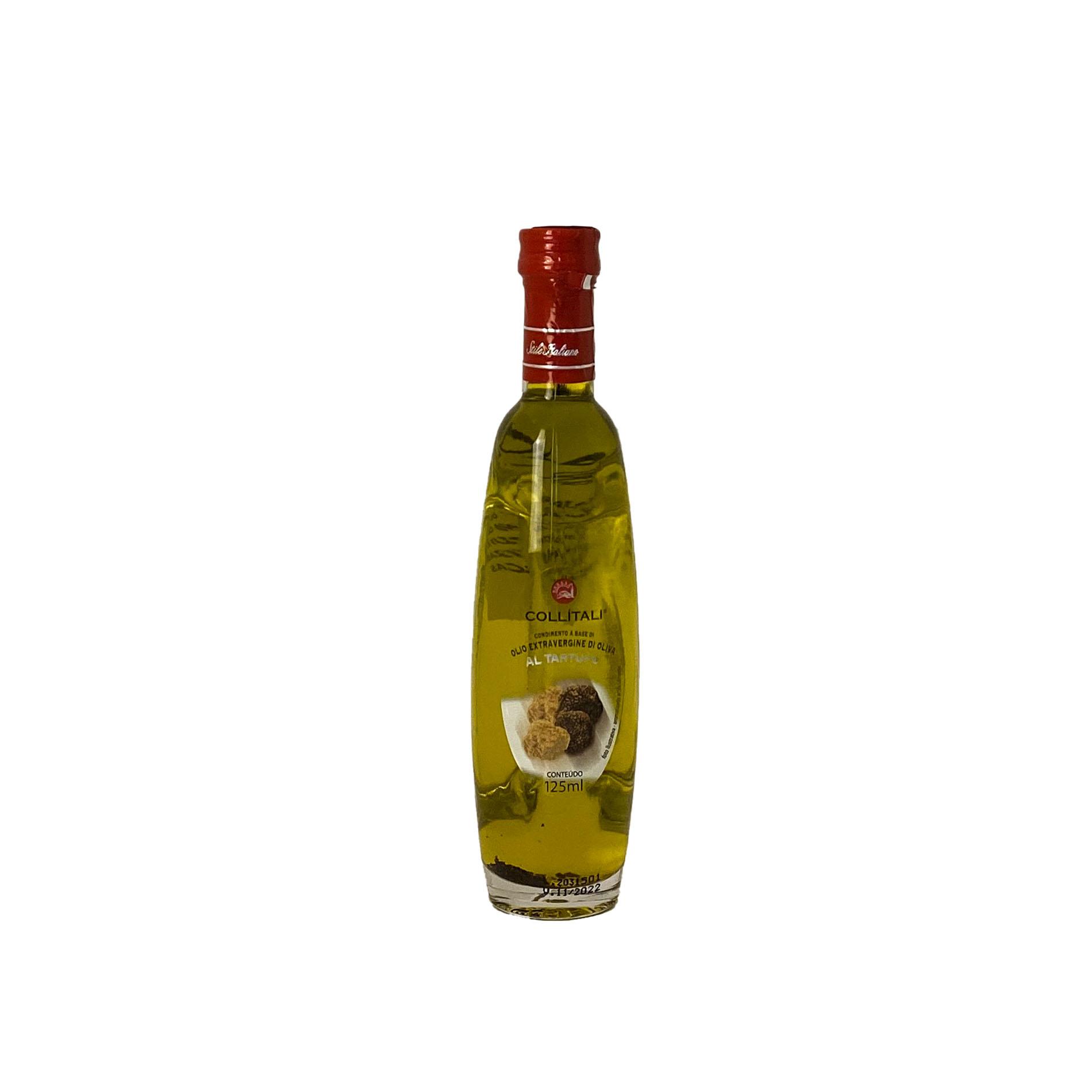 Azeite Extra Virgem Com Trufa Branca Collítali  - Vinerize