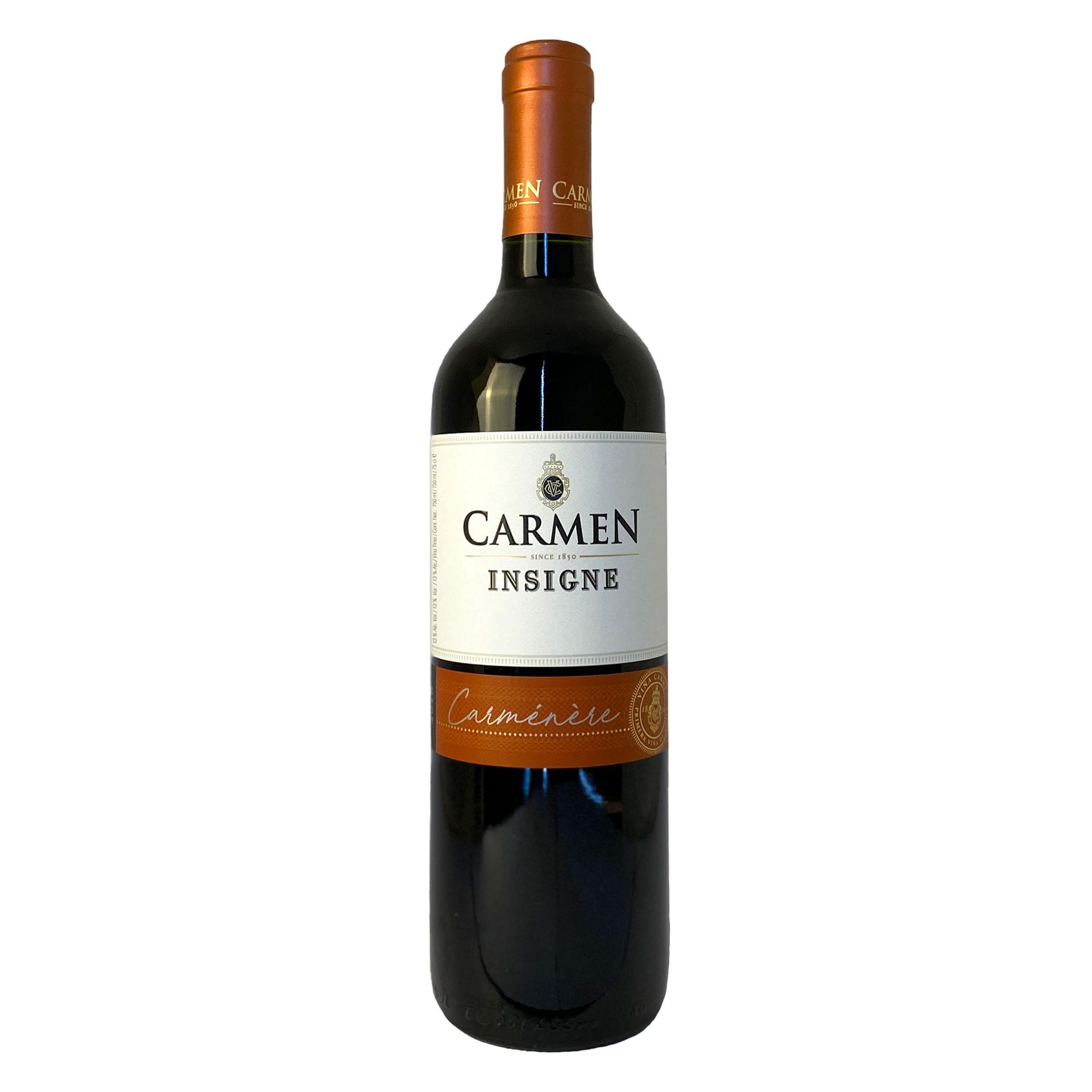 Carmen Insigne Carménère  - Vinerize