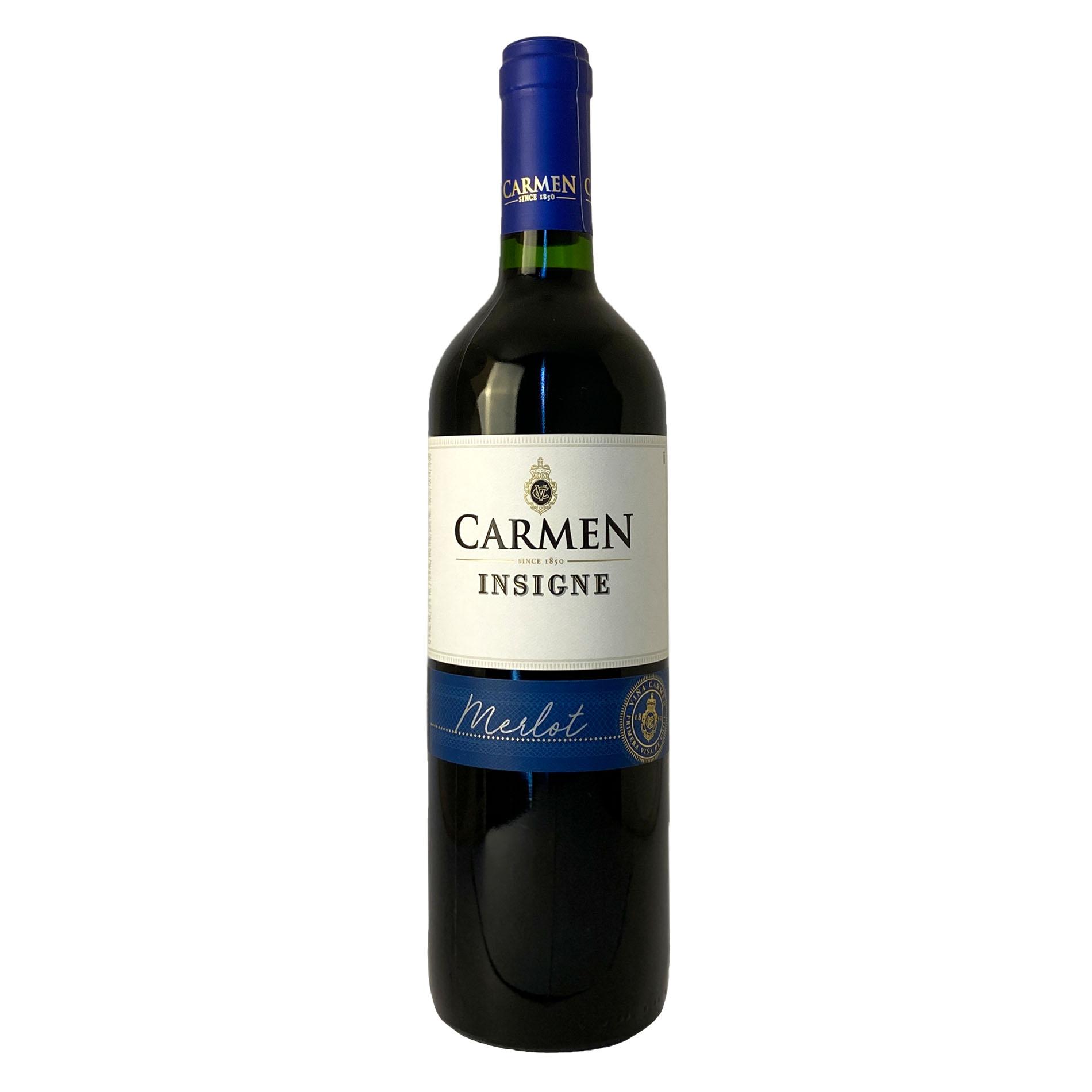 Carmen Insigne Merlot  - Vinerize