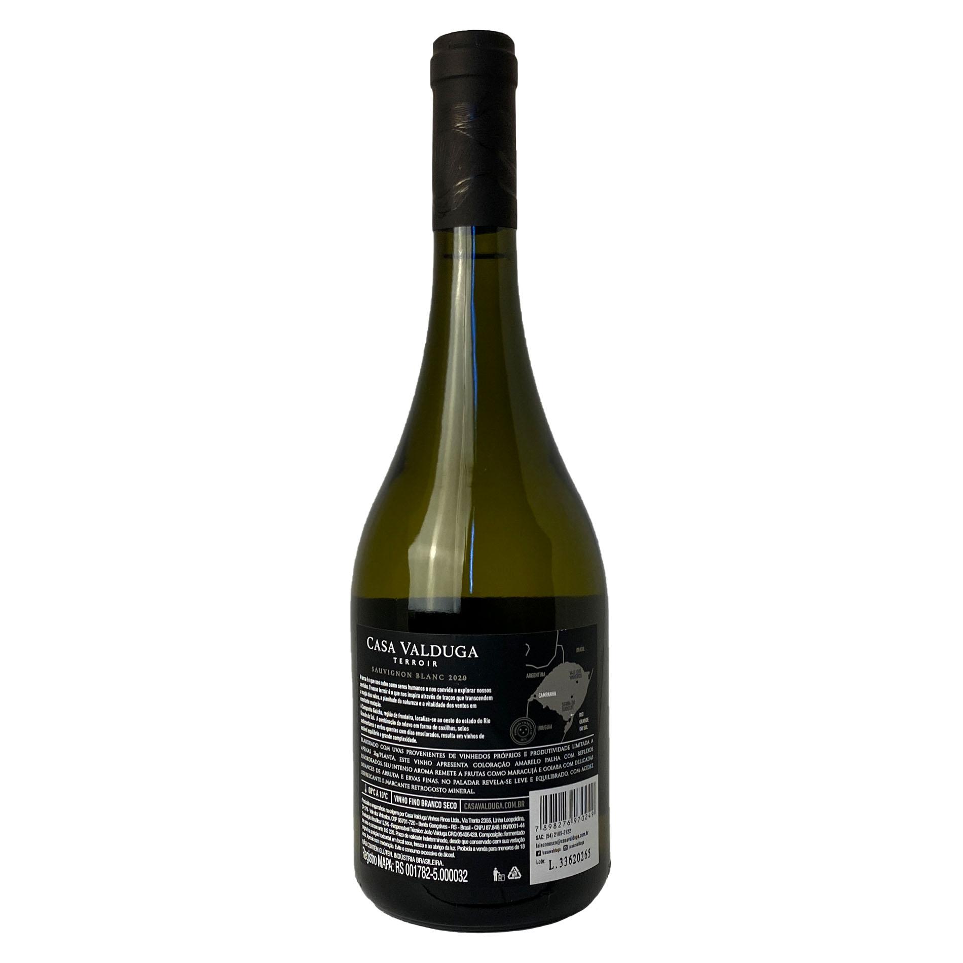 Casa Valduga Terroir Sauvignon Blanc  - Vinerize