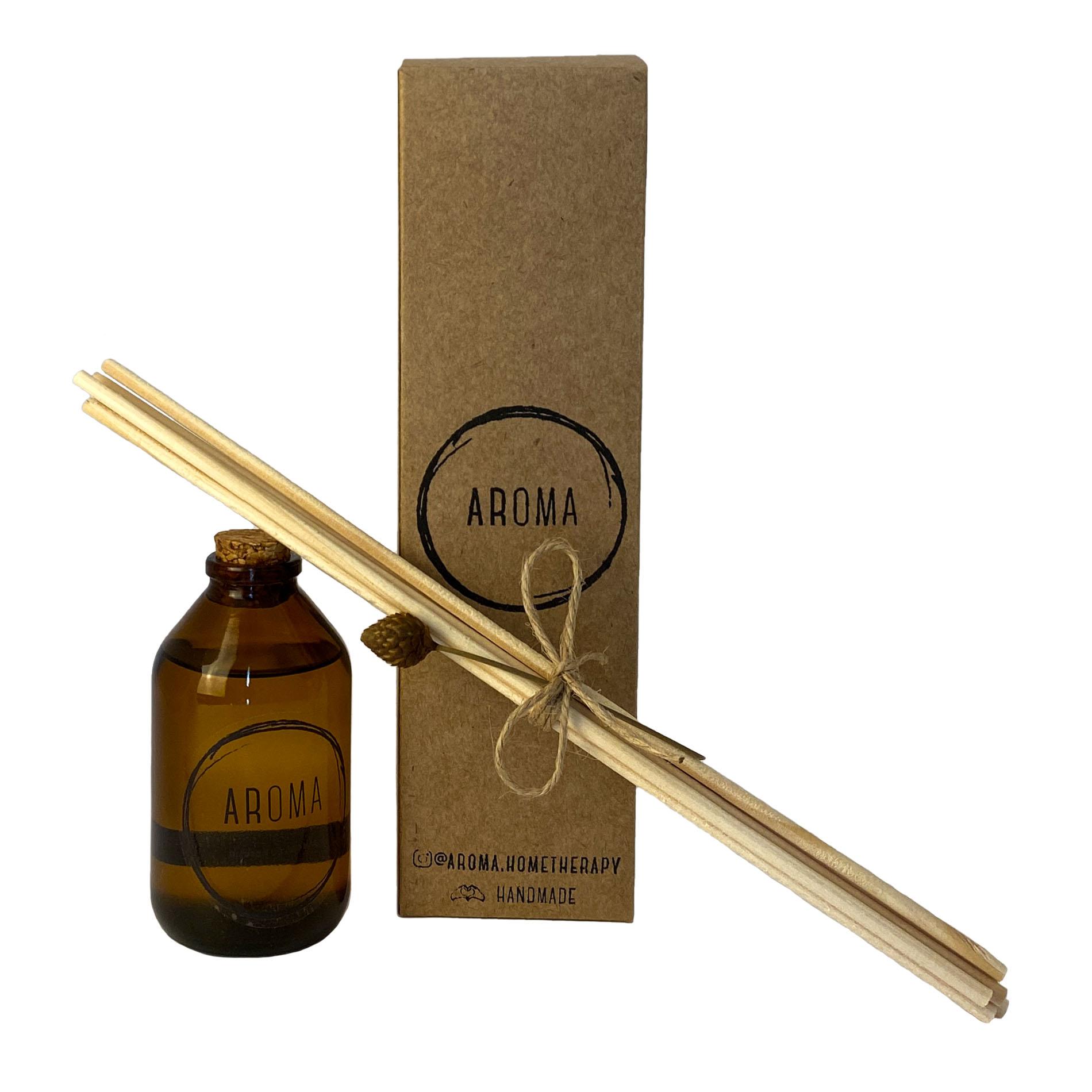 Difusor - Aroma Home Therapy - Alecrim  - Vinerize