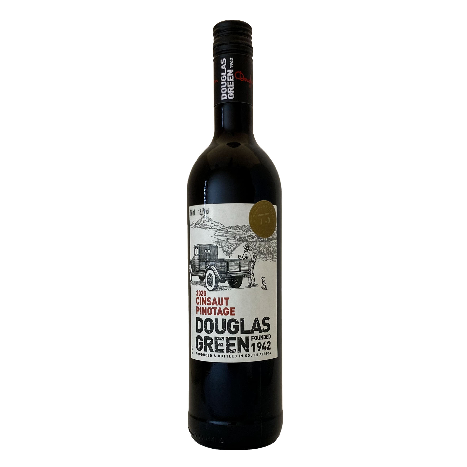 Douglas Green Pinotage / Cinsaut  - Vinerize