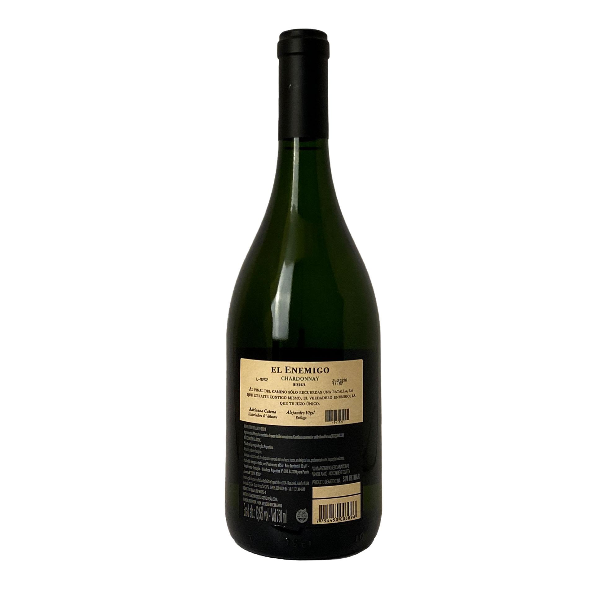 El Enemigo Chardonnay  - Vinerize