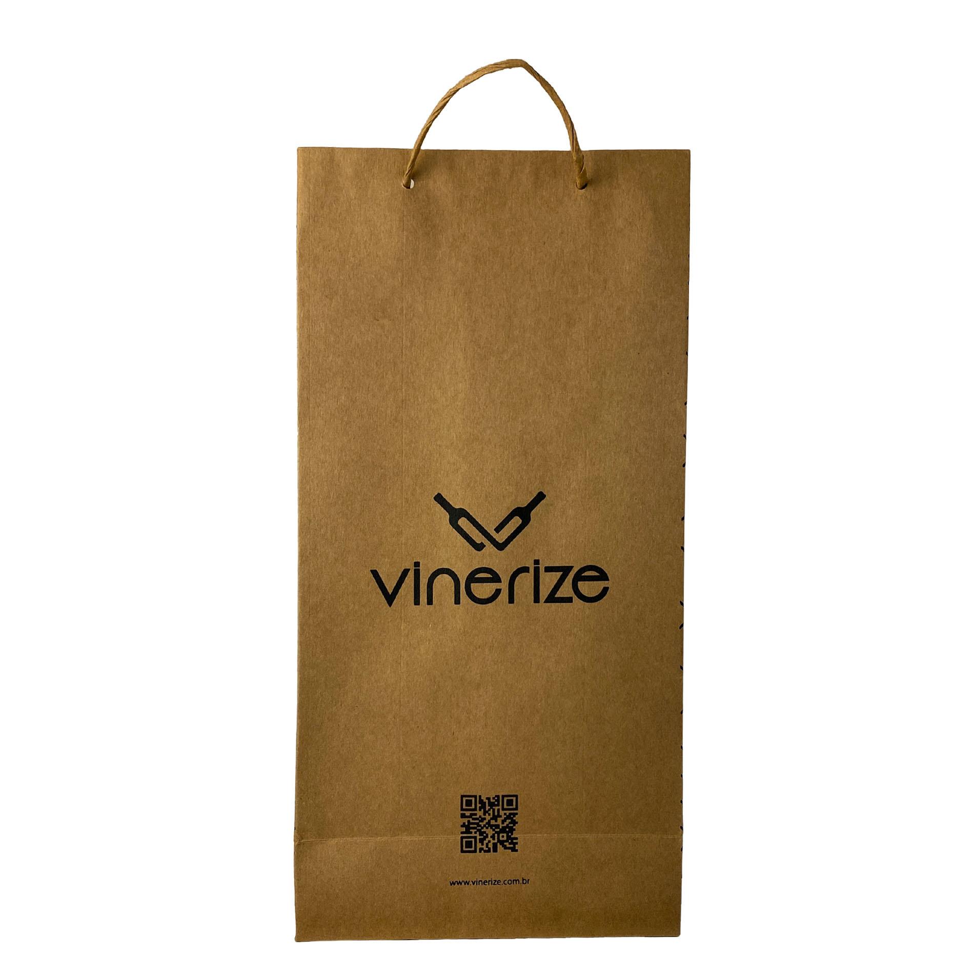 Embalagem de Presente (dois vinhos)  - Vinerize