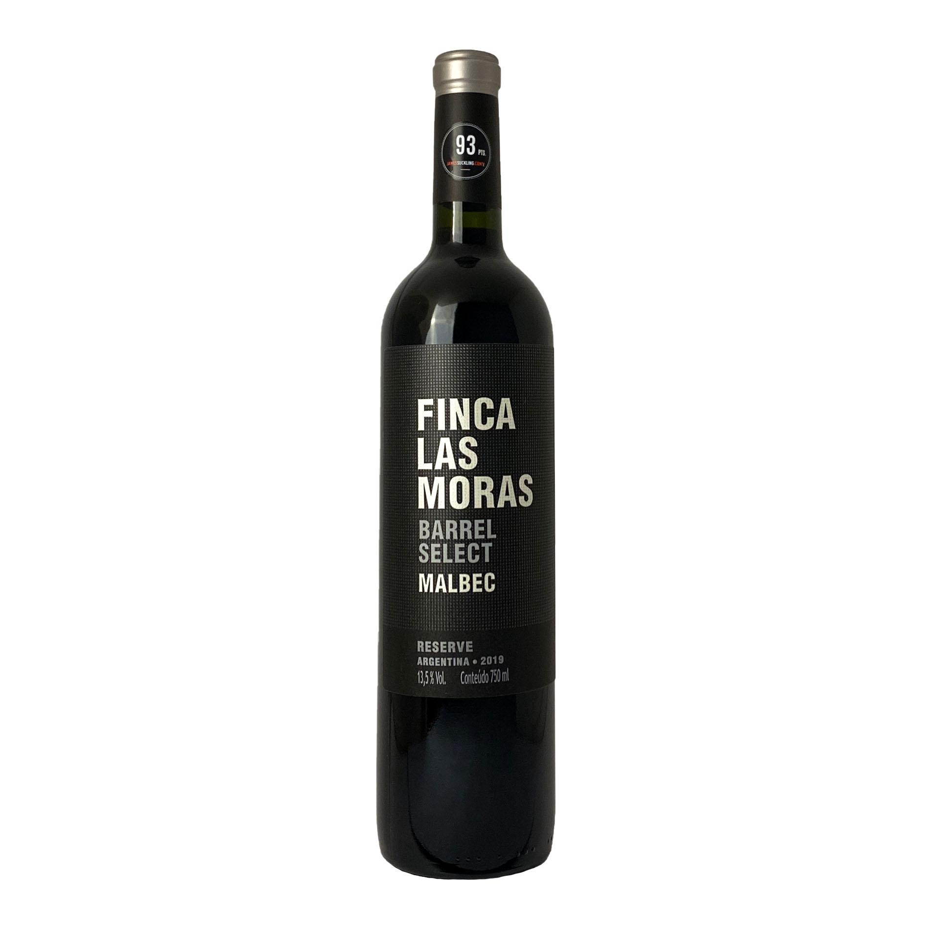 Finca las Moras Malbec Barrel Select  - Vinerize