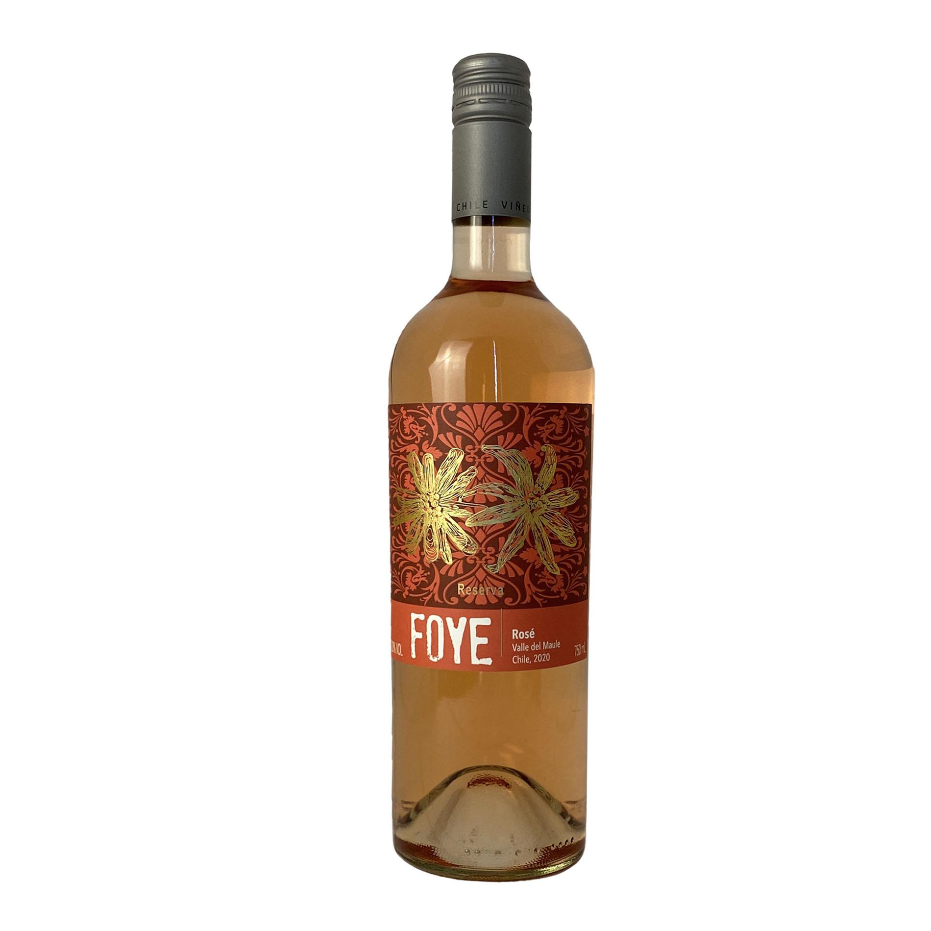 Foye Reserva Rose  - Vinerize