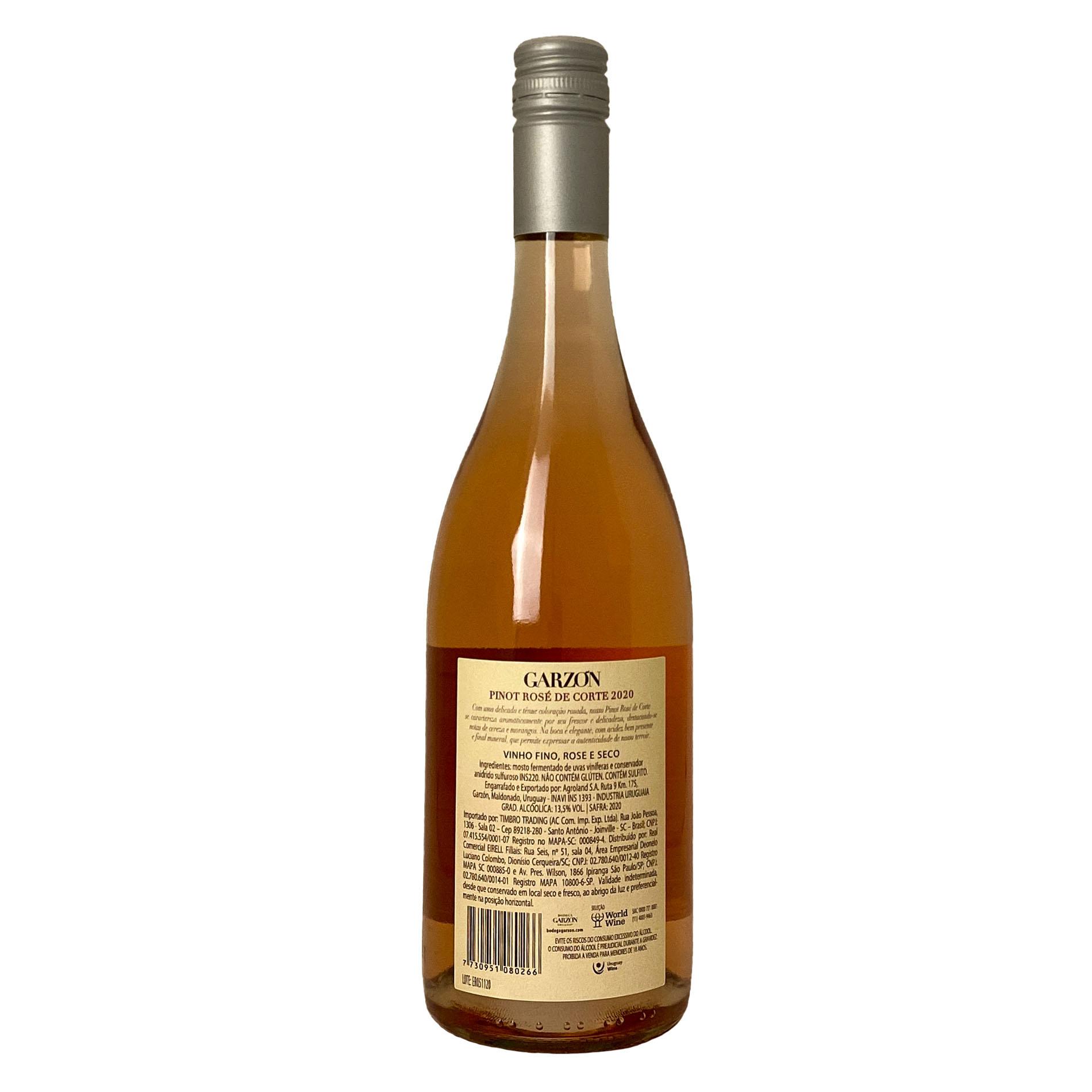 Garzón Estate Pinot Rosé de Corte  - Vinerize