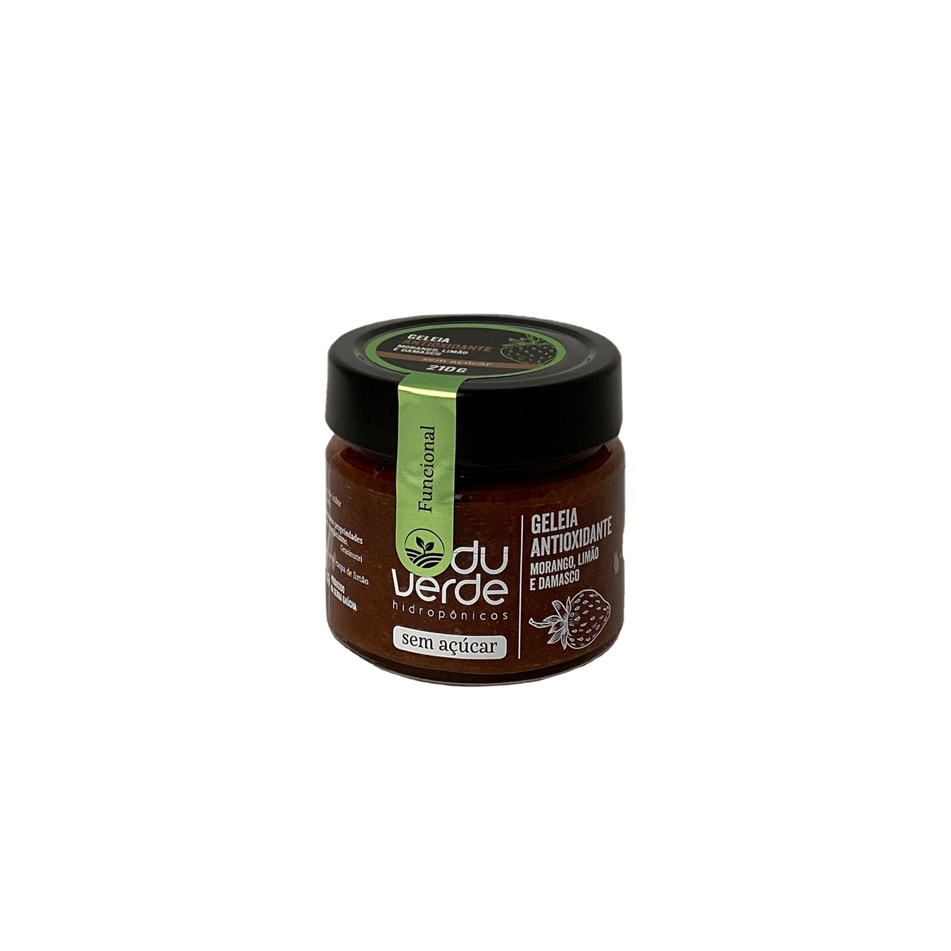 Geleia Antioxidante  - Vinerize