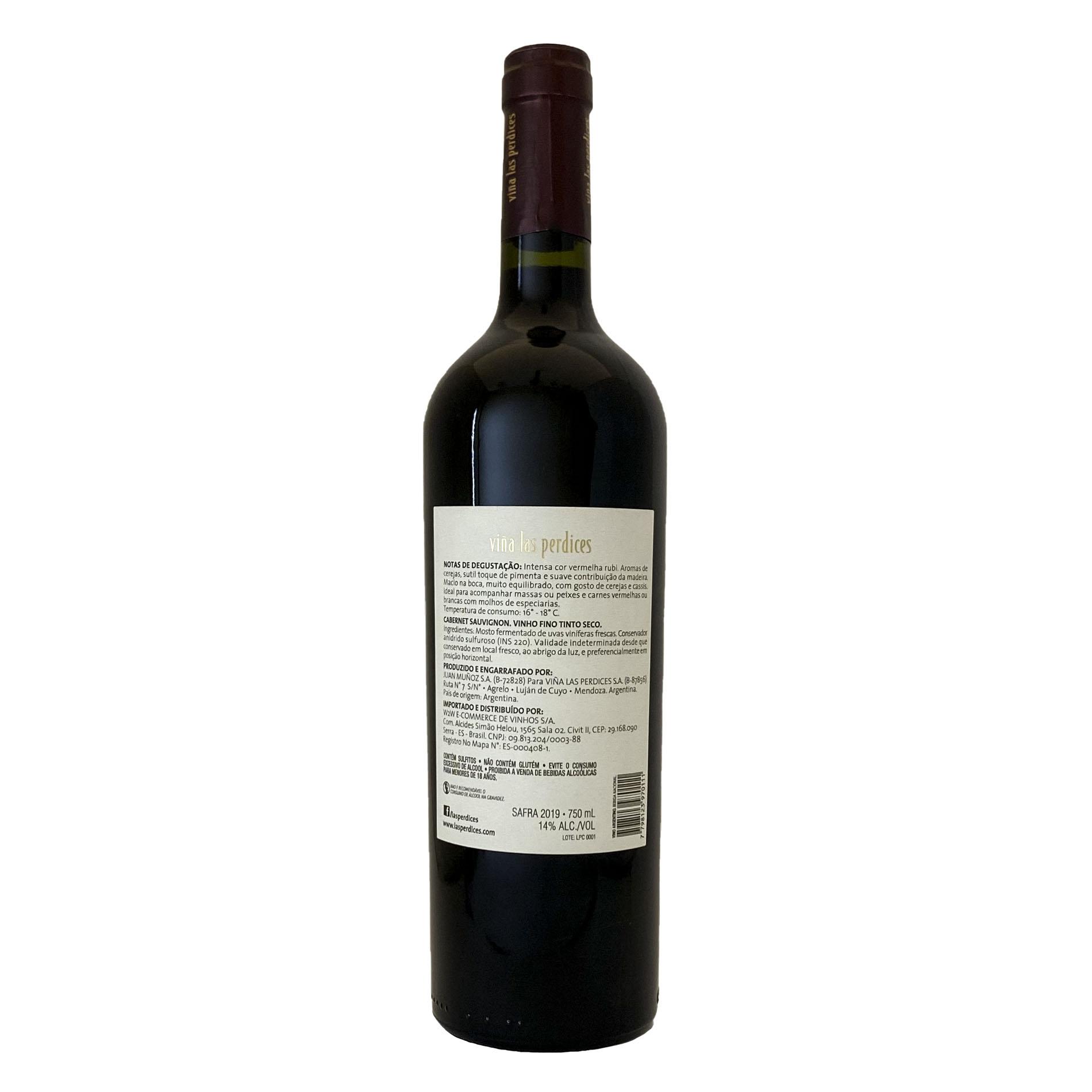 Las Perdices Cabernet Sauvignon  - Vinerize