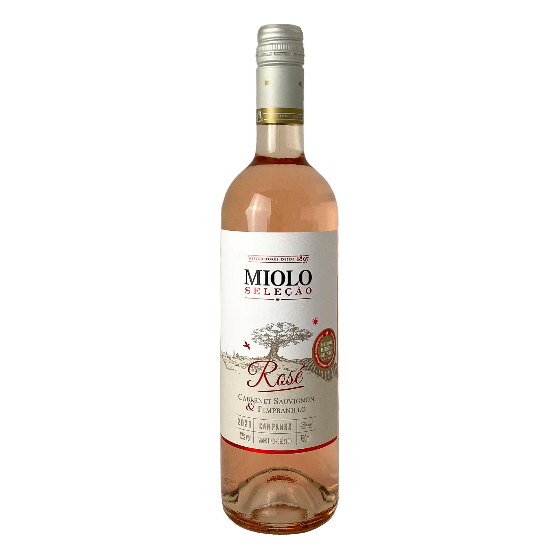 Miolo Seleção Rosé  - Vinerize