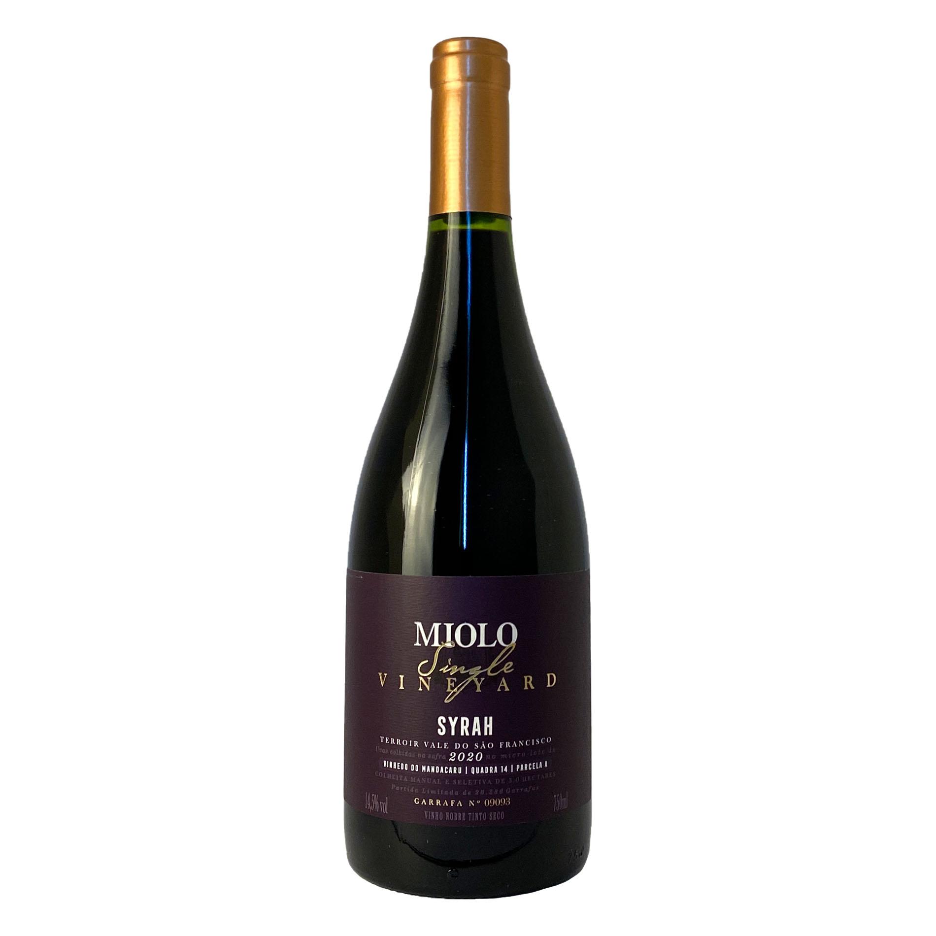 Miolo Single Vineyard Syrah  - Vinerize
