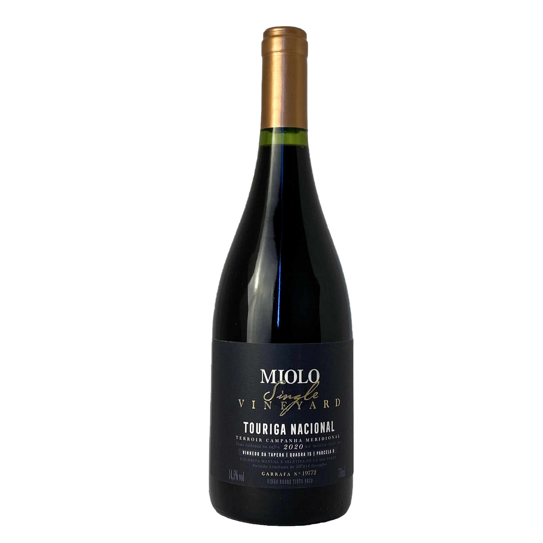 Miolo Single Vineyard Touriga Nacional  - Vinerize