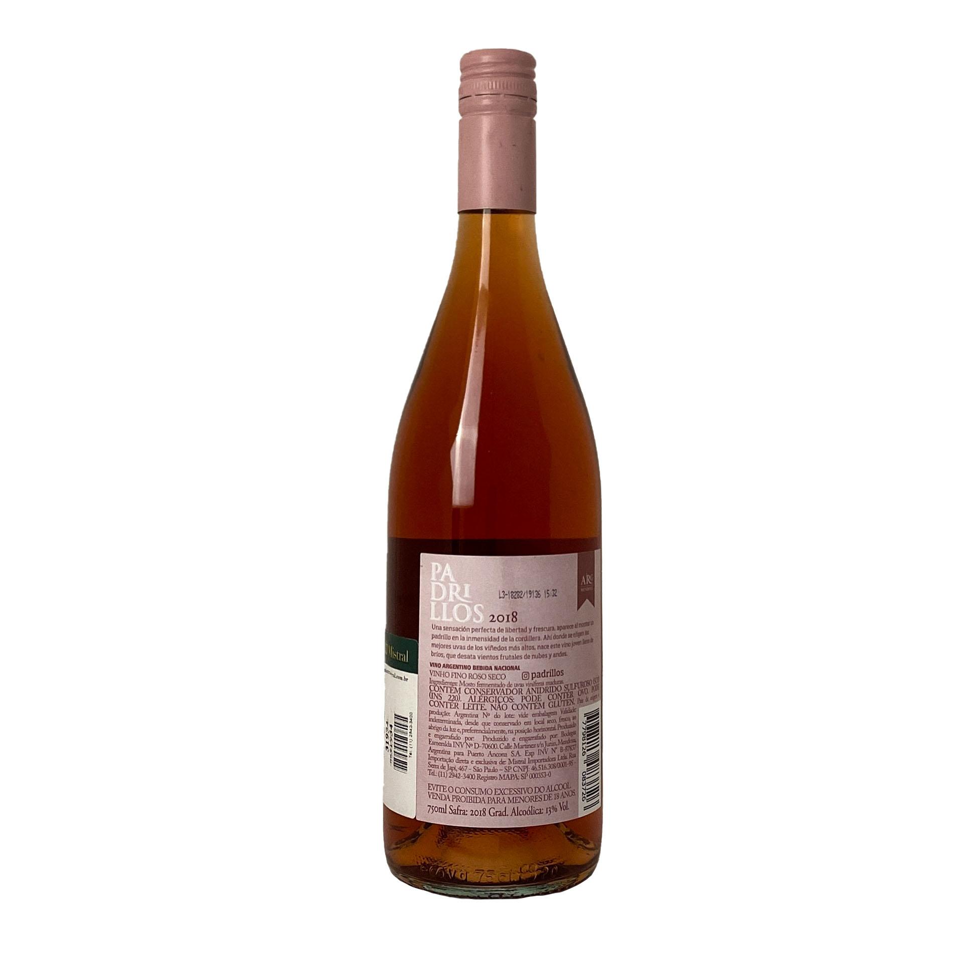 Padrillos Rosé  - Vinerize