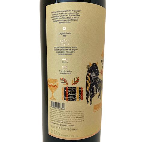 Peruzzo Merlot  - Vinerize