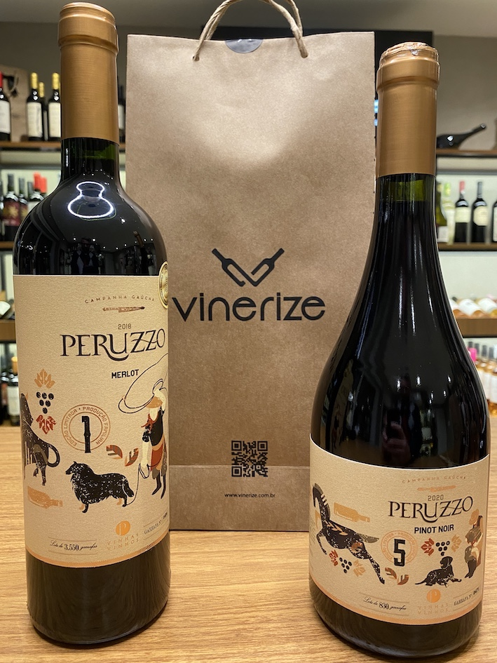 Presente dos Pampas  - Vinerize