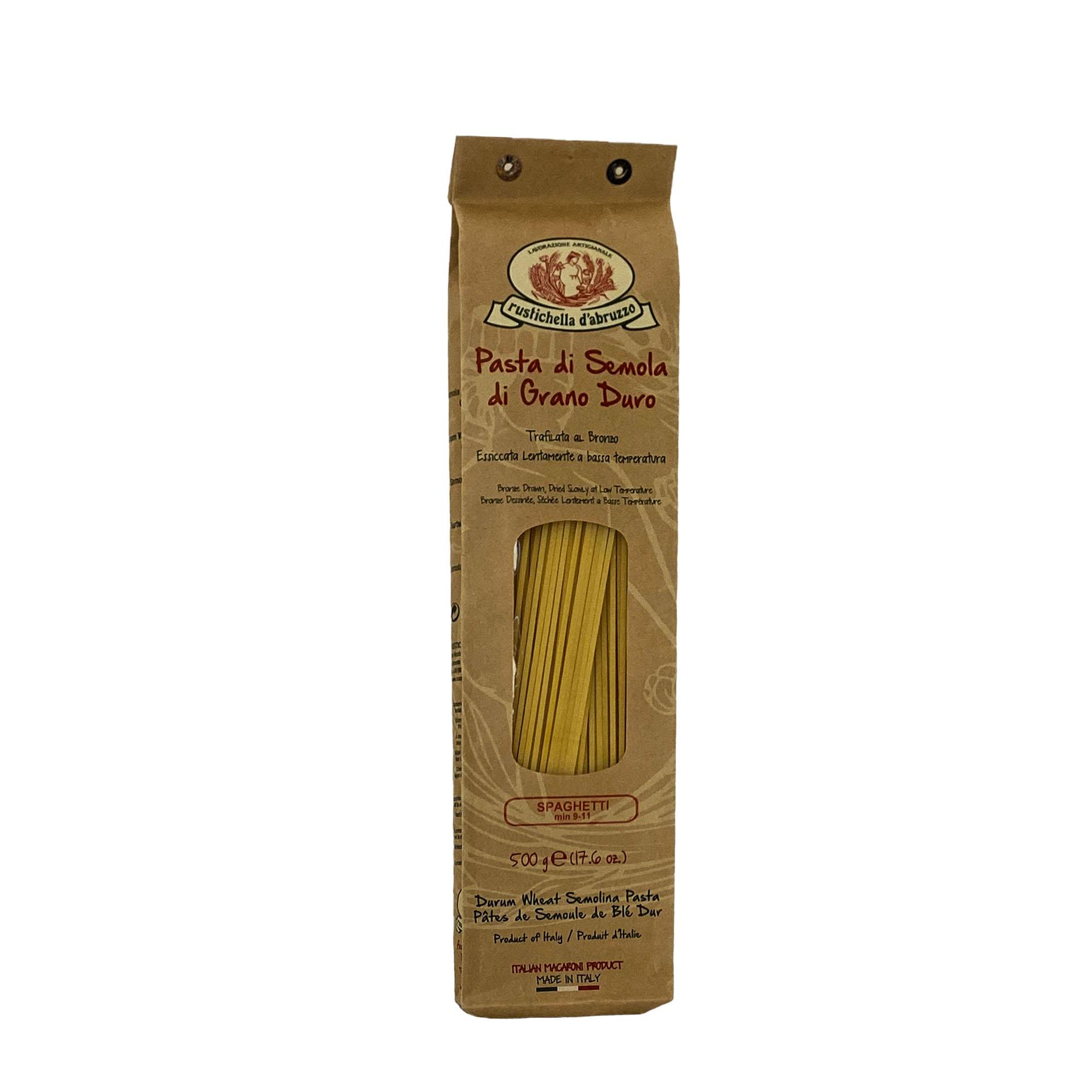 Spaghetti Rustichella  - Vinerize
