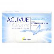Lentes de Contato Acuvue Oasys para Astigmatismo com HydraClear Plus