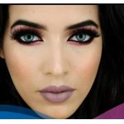 Lente de contato colorida Natural Vision anual - Sem Grau