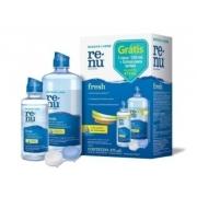 Renu fresh 475 ml solução para lentes de contato