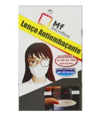 Flanela Efeito Antiembaçante P Óculos Até 48 Horas De Efeito