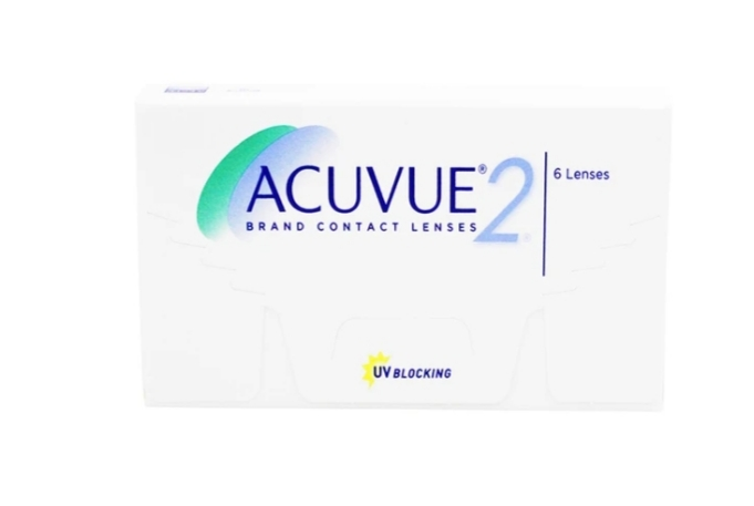 Lente De Contato Acuvue 2