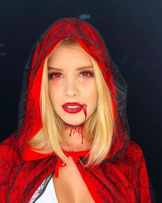 Lentes de contato coloridas Fantasy - Cosplay - Halloween
