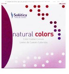 Lentes de Contato Kit Natural Colors - Lentes Coloridas