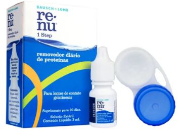 Renu 1 Step Removedor de Proteínas 3ml