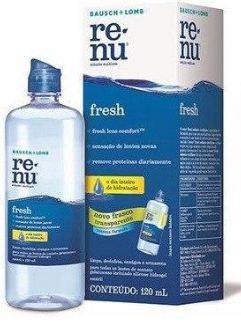 Renu Fresh Solução Multiuso 120ml